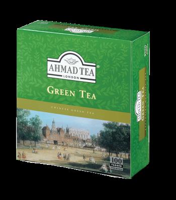 Ahmad Te Ren Grönt Tepåsar 3x100