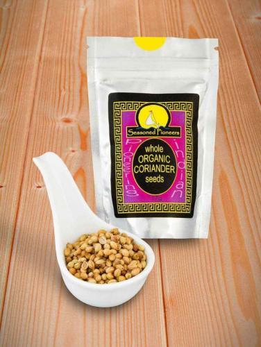 Ekologisk Koriander frö / Coriander Seeds Organic, Whole 17gr