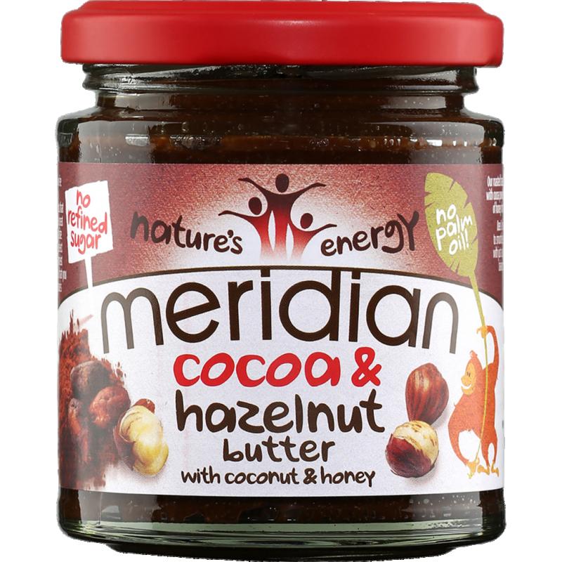 Cocoa & Hazelnut Butter 170g