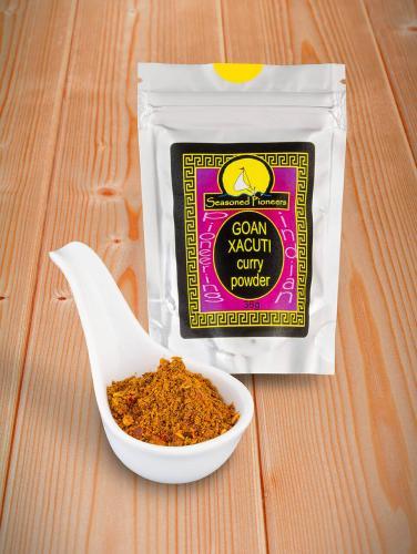 Goan Xacuti Curry Pulver 36gr