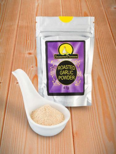 Vitlök pulver / Garlic Powder Roasted 41gr