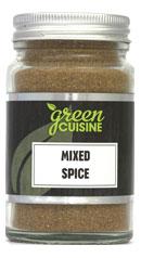 Blandade Kryddor / Mixed Spice 55g