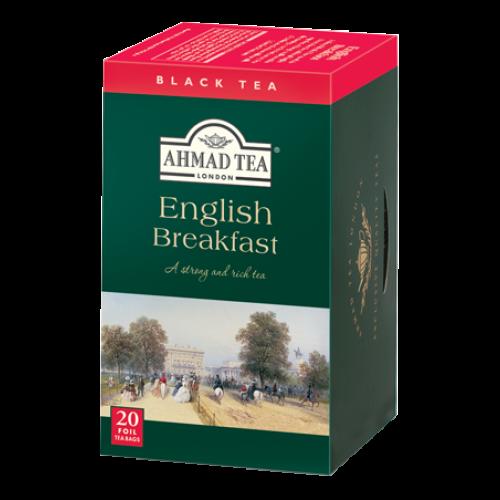 ENGLISH BREAKFAST 20 tepåsar