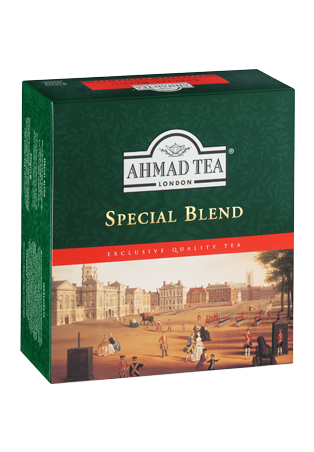 Ahmad Te Special Blend Tepåsar 3x100