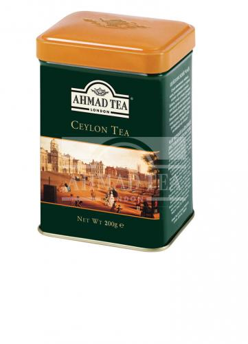 Ceylon Tea - Loose Leaf Caddy from English Scene Collection 200gr