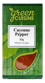 Cayennepeppar / Cayenne Pepper 50gr