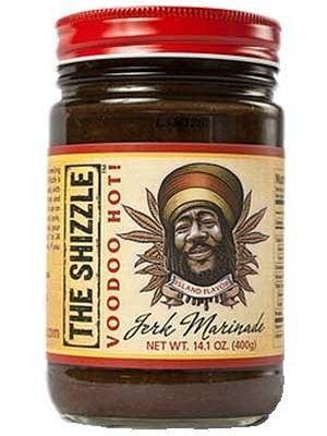 The Shizzle Voodoo Hot! Jerk Marinade