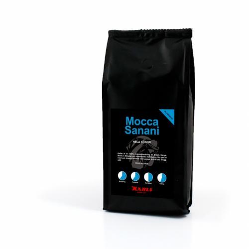 Mocca Sanani 250 g Helt Kaffe ( UTZ )
