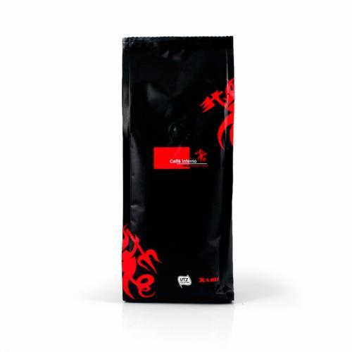Caffè Inferno 250 g Helt Kaffe ( UTZ )