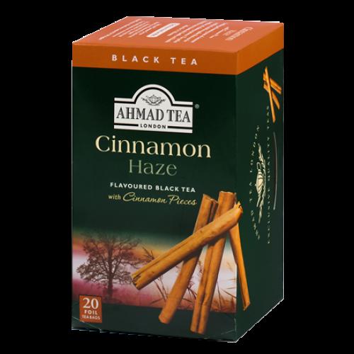 Kanel te 20 tepåsar