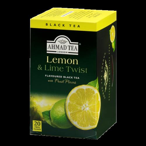 Lemon & Lime Twist 20 tepåsar