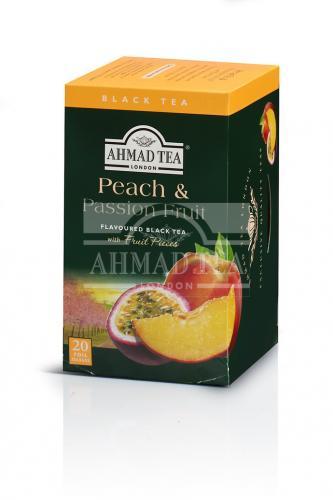 Persika & Passionsfrukt 20 tepåsar / PEACH & PASSION FRUIT