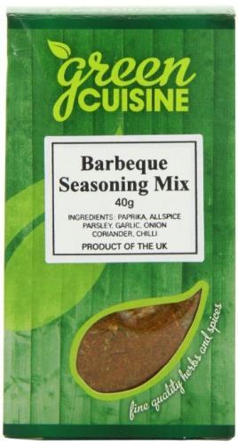 BBQ-Krydda / BBQ Seasoning 40g