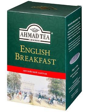 ENGLISH BREAKFAST, löste 250g