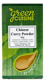 Kinesisk Curry / Curry Chinese 50g