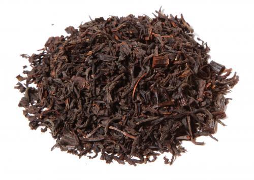 Ekologisk Svart Vanilj Te / Organic Vanilla Tea 200gr
