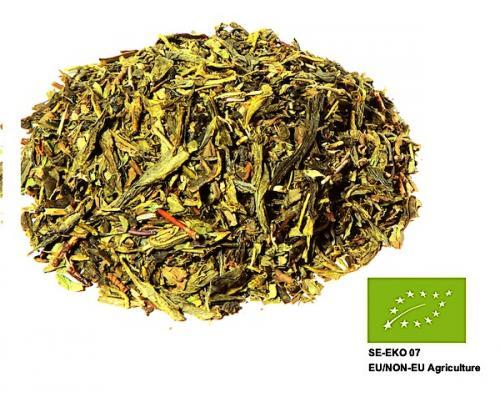 Ekologisk Grönt Mynta Te 200gr