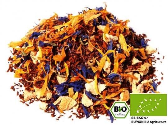 Ekologisk Roobos frukt och Ört te / Roobos Sunny Dream ORGANIC 200g