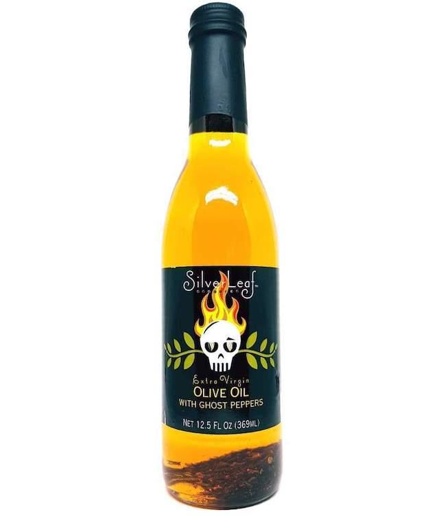 SilverLeaf | Ghost Pepper Olive Oil 369ml