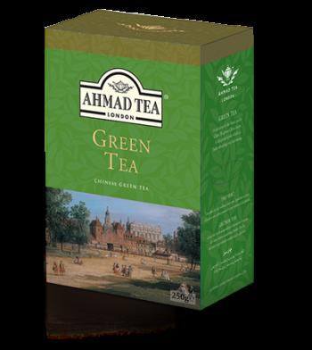 Grönt te / GREEN TEA - PURE - 250G LOOSE TEA