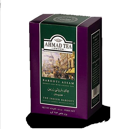 Ahmad Tea Barooti Assam Tea Loose Leaf