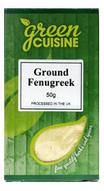 Bockhornsklöver (malen) / Fenugreek Ground 50g