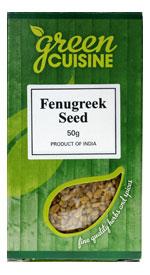 Bockhornsklöver Frön / Fenugreek Seed (Methi) 40g