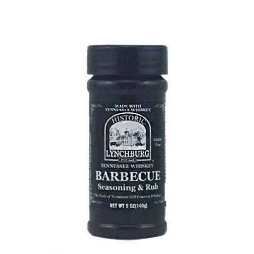 Historic Lynchburg Tennessee Whiskey Barbecue Seasoning & Rub