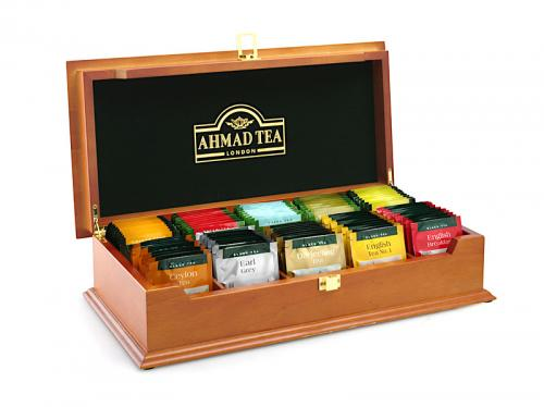 AHMAD TEA - PRESENTFÖRPACKNINGAR