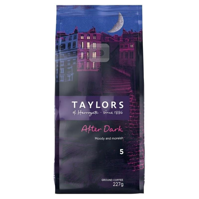 Taylors of Harrogate After Dark Roast & Ground Coffee (227g)