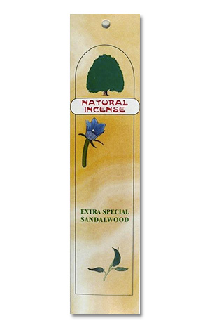 Extra special sandalwood / sandelträrökelse