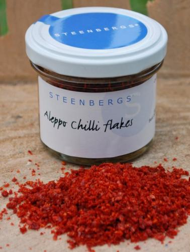 Aleppo Chilli Flakes ( Halaby Pepper) 45g