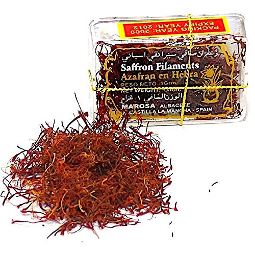 Altaj Saffron is one of the best saffran 1x3gr