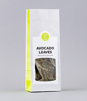 DRIED AVOCADO LEAVES 10G​​​​​​