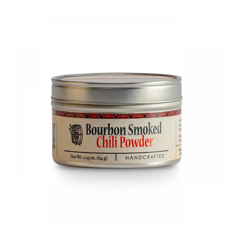 Bourbon Barrel Smoked Chili Powder 64gr)
