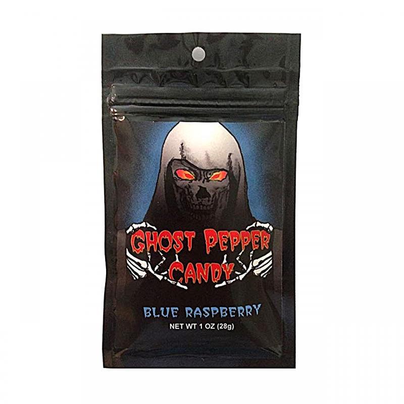 Blue Raspberry Pepper Candy 28gr