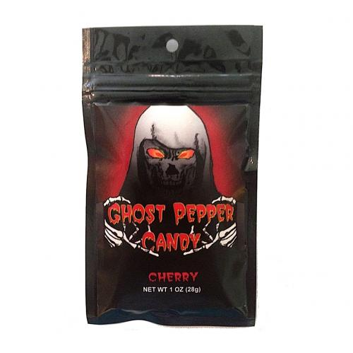 Cherry Ghost Pepper Candy 28gr