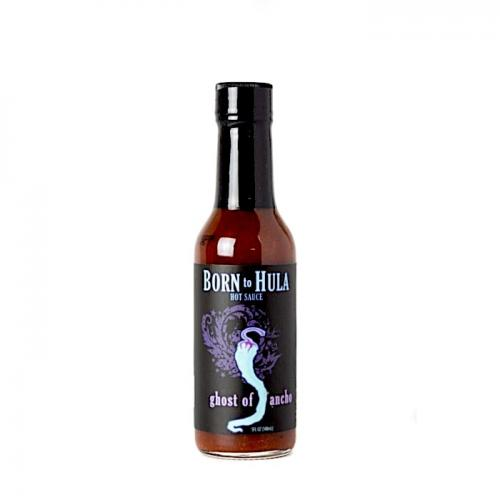 BORN TO HULA GHOST OF ANCHO HOT SAUCE 148ml