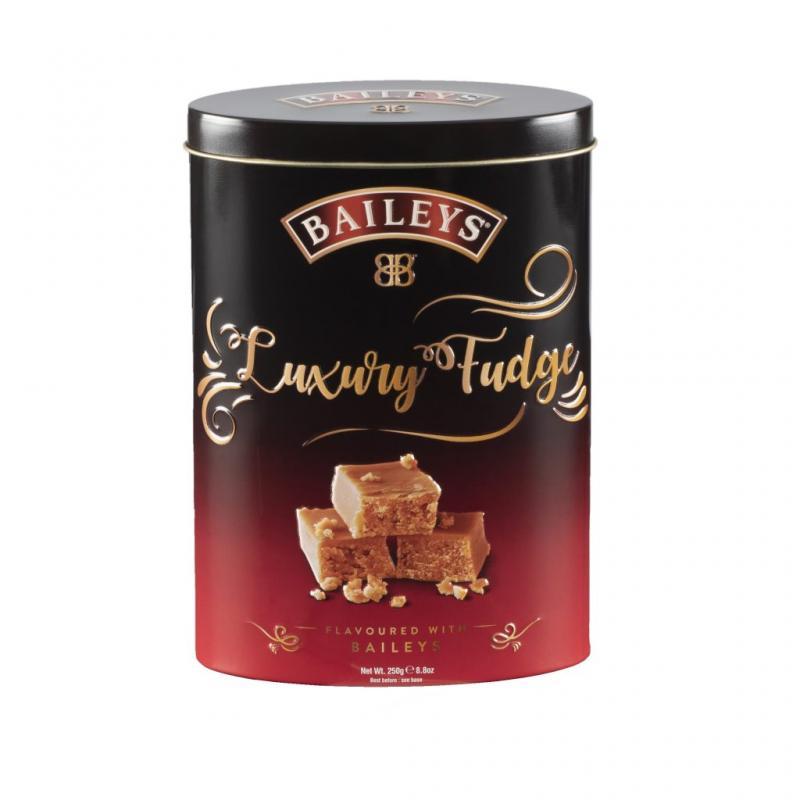 Baileys Luxary Fudge Tin 250gr