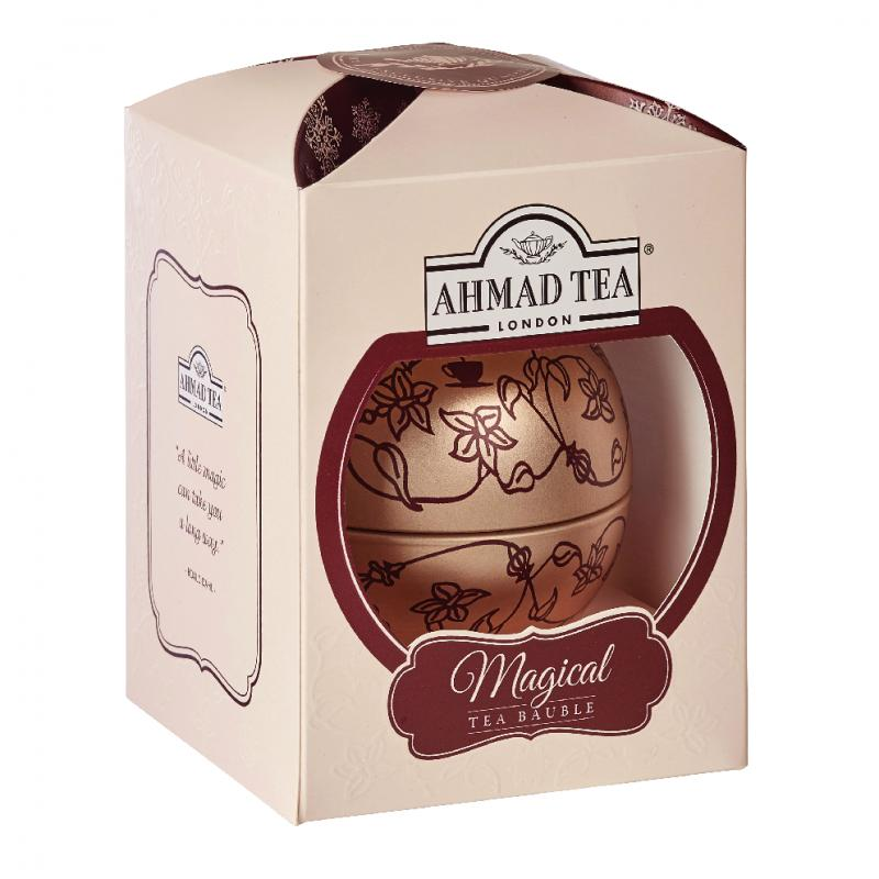 ​MAGICAL TEA BAUBLES English Breakfast 30gr