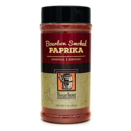 Bourbon Barrel Bourbon Smoked Paprika (198gr)
