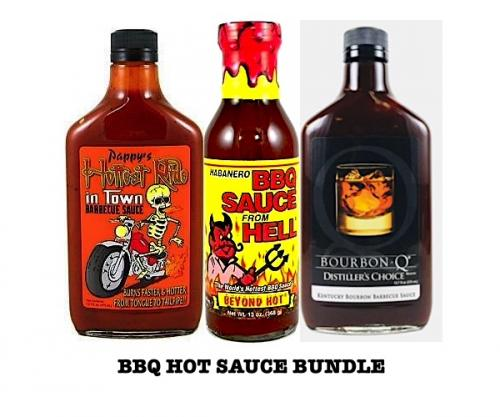 ​BBQ HOT SAUCE BUNDLE