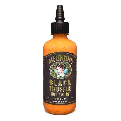Melinda's Black Truffle Hot Sauce 355ml