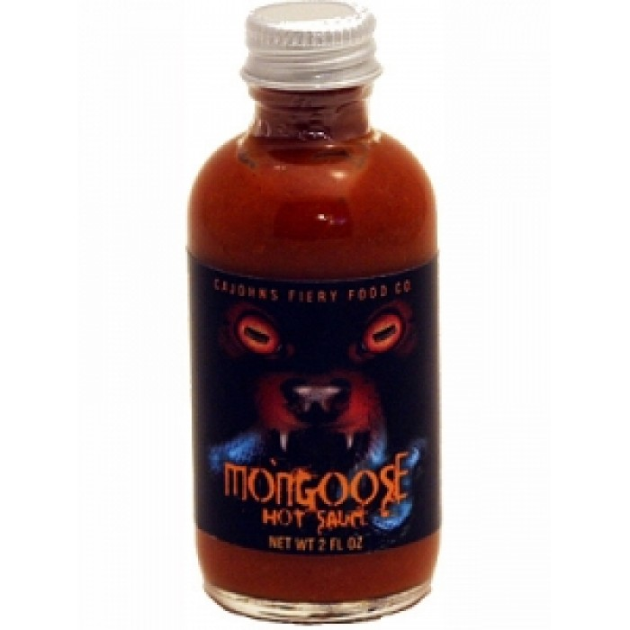 Cajohn's Mongoose Hot Sauce