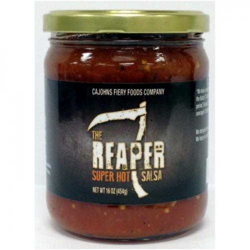 Cajohn's Reaper Salsa