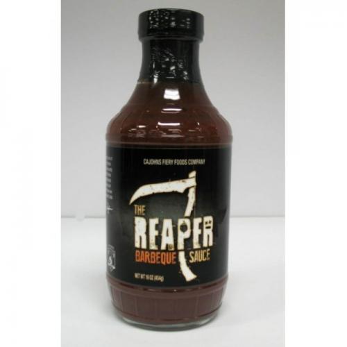 Cajohn's Reaper BBQ Sauce