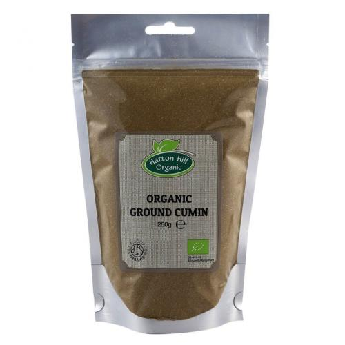 Ekologisk Spiskummin Mald / Organic Cumin Ground Catering Pack 250g