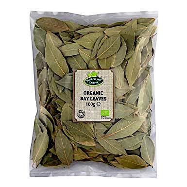 Ekologisk Lager Blad / Organic Bay Leaves Catering Pack 250g