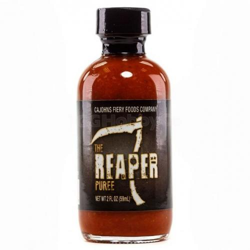 Cajohn's Carolina Reaper Puree
