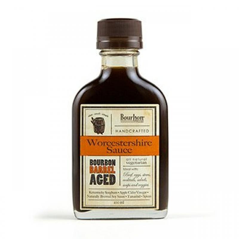 Bourbon Barrel | Worcestershire Sauce 100ml